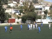 Αίας Σαλαμίνας - ΑΙΟΛΙΚΟΣ 1 - 1 (Πέμπτη 3 Μαίου 2012)