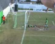 Axarnaikos - AIO 0 - 1 (to proto goal)