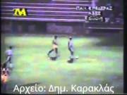 ΠΑΝΑΘΗΝΑΪΚΟΣ - ΑΙΟΛΙΚΟΣ 3-0 (1994-1995) ΚΥΠΕΛΛΟ ΕΛΛΑΔΟΣ