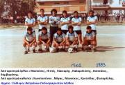 Αιολικός - Κόρινθος 1-0 (Β' Εθνική)