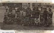 Η ακαδημία ποδοσφαίρου του Αιολικού με τον Χρ. Παπασπύρου