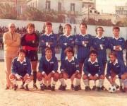 Αιολικός - Εθνικός Αστέρας 2-0 (1983-84, Γ' Εθνική)