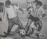 Αθηναϊκός - Αιολικός 2-0 (Β' Εθνική 1985-86)
