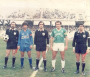 Παναθηναϊκός - Αιολικός 5-0 (Κύπελλο Ελλάδος 1985-86)