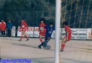 Αιολικός - Εθνικός Αστέρας 1-0 (Γ' Εθνική)