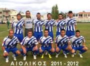 Αιολικός 2011-2012