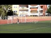Μπαράζ Γ' Εθνικής: Ηρακλής-Αιολικός 0-5
