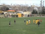 Fostiras - AIOLIKOS 1 - 1 (30 01 2011)