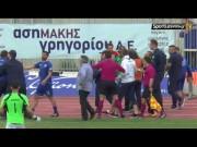 ΑΙΟΛΙΚΟΣ-ΘΥΕΛΛΑ ΡΑΦΗΝΑΣ 0-2 ΚΥΠΕΛΛΟ ΕΡΑΣΙΤΕΧΝΩΝ